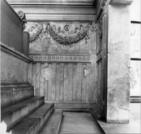 [Ara Pacis: details from the interior frieze (Rome, Italy)]